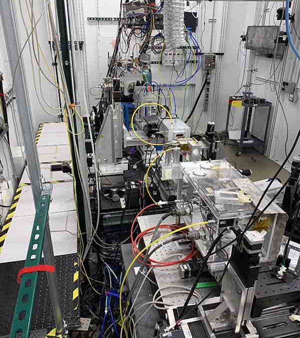 XAS Experiments at Argonne National Laboratory