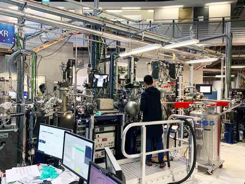 NEXAFS experiments at the Australian Synchrotron